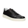 Ležérne kožené tenisky bata, čierna, 844-6629 - 13