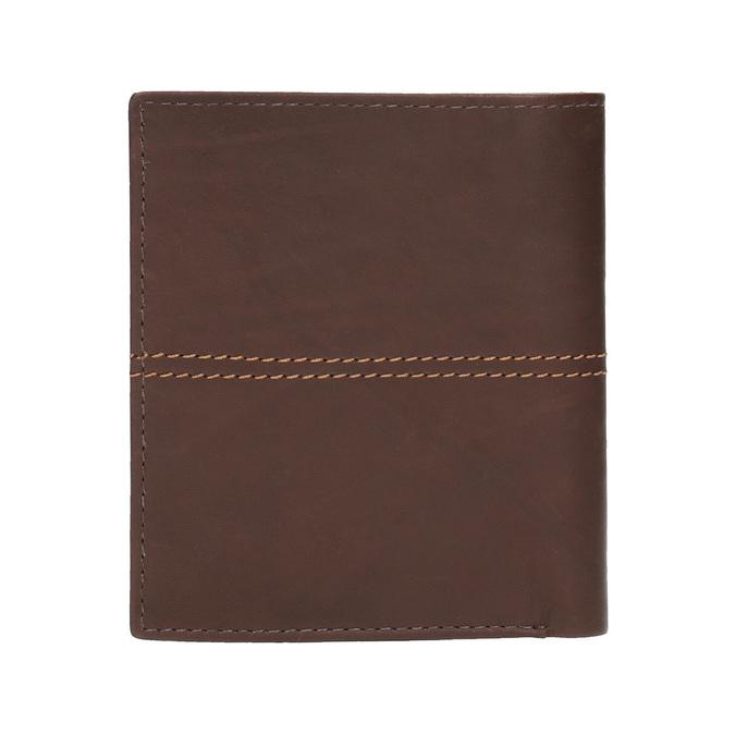 Prešívaná pánska peňaženka bata, hnedá, 944-3176 - 19