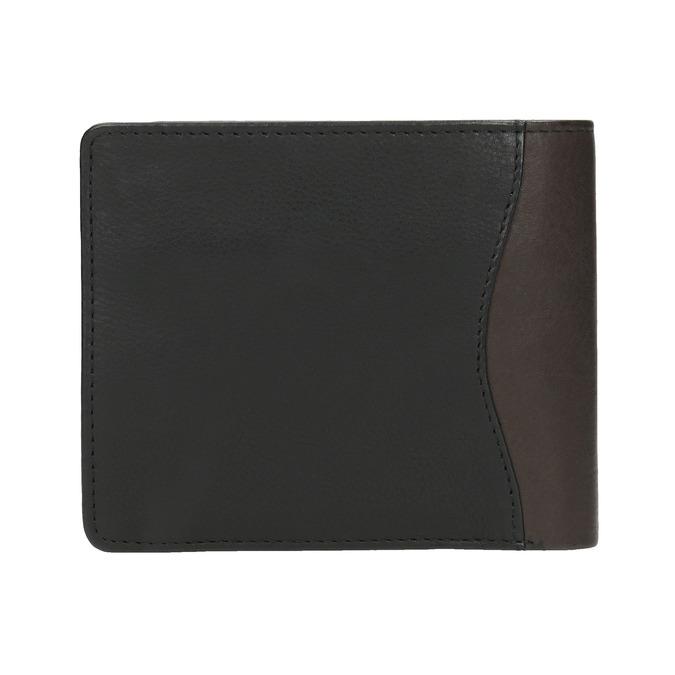 Elegantná pánska peňaženka bata, čierna, 944-6177 - 19