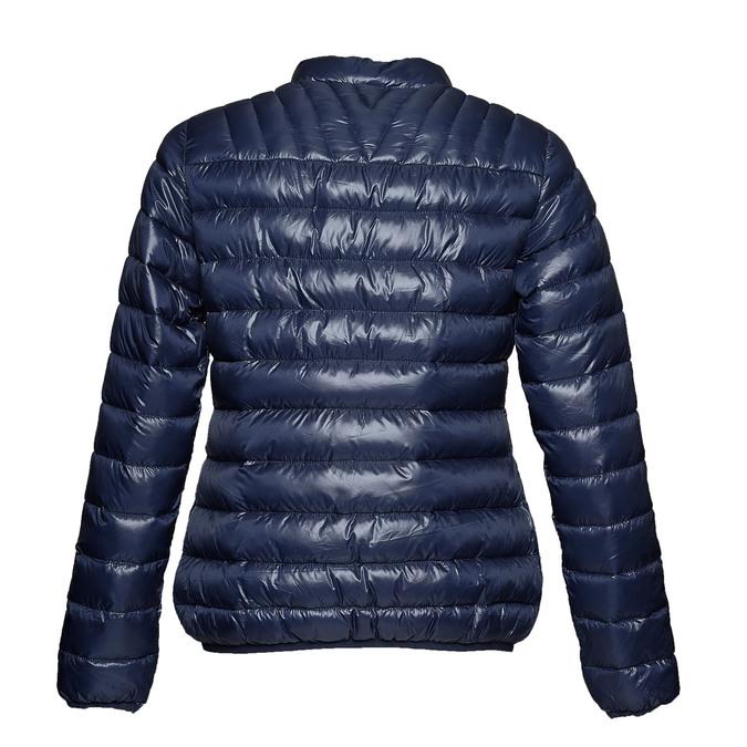 Módna dámska bunda bata, modrá, 979-9637 - 26