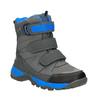Členková detská obuv mini-b, šedá, 491-2100 - 13