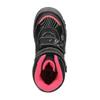 Detská členková obuv mini-b, čierna, 299-6610 - 19