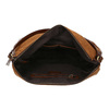 Kabelka s asymetrickým zipsom bata, hnedá, 969-3460 - 15