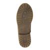 Detské kožené čižmy mini-b, hnedá, 394-4191 - 26