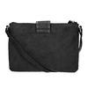 Menšia kabelka cez rameno bata, čierna, 969-6458 - 26