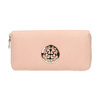 Peňaženka s kovovou aplikáciou bata, ružová, 941-5150 - 26