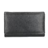 Dámska kožená peňaženka bata, čierna, 944-6168 - 26