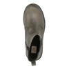 Detská kožená členková obuv mini-b, šedá, 394-2316 - 19