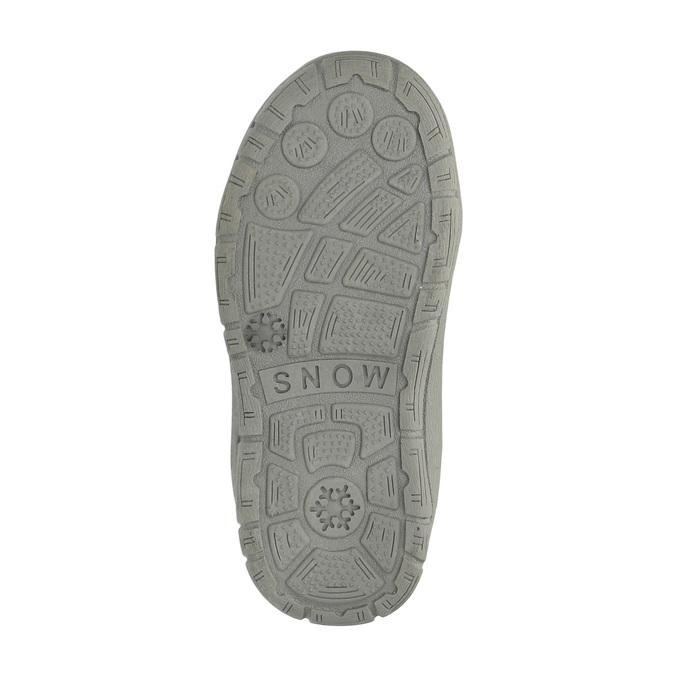 Detská zimná obuv bubblegummer, modrá, 199-9601 - 26