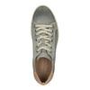 Pánske kožené tenisky weinbrenner, šedá, 843-2620 - 19