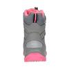 Detská zimná obuv mini-b, šedá, 391-2100 - 17