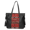 Dámska kabelka v Etno štýle bata, čierna, 961-6669 - 19