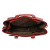 Červená dámska kabelka bata, červená, 961-5627 - 15