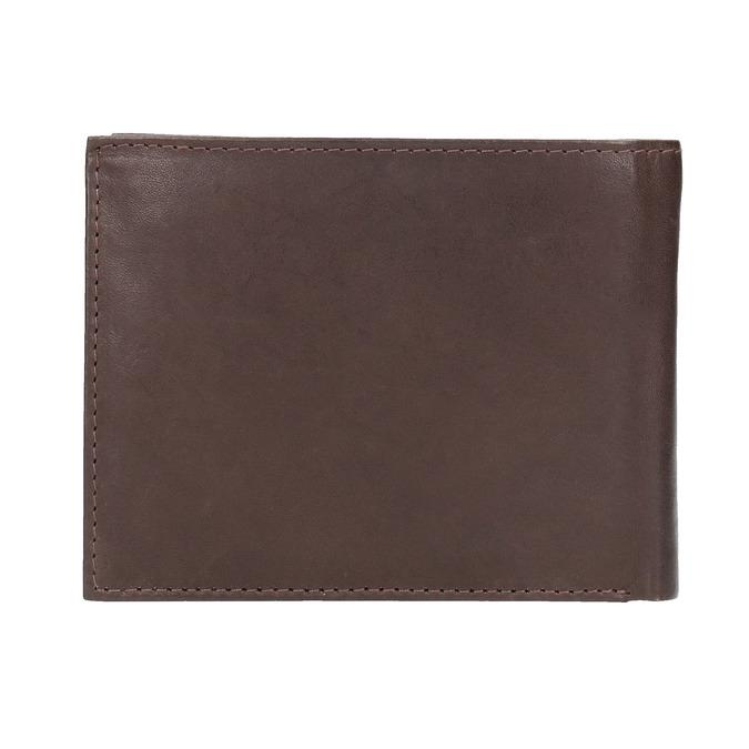 Pánska kožená peňaženka bata, hnedá, 944-4171 - 19