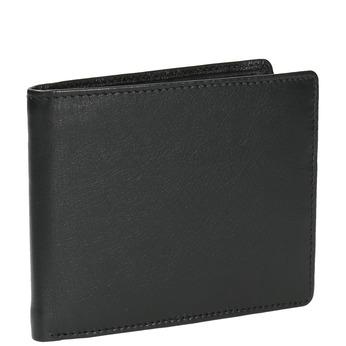 Pánska kožená peňaženka bata, čierna, 944-6170 - 13