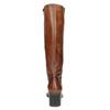 Kožené dámske čižmy bata, hnedá, 694-3361 - 17
