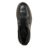 Kožená zimná obuv na výraznej podrážke bata, čierna, 894-6658 - 19