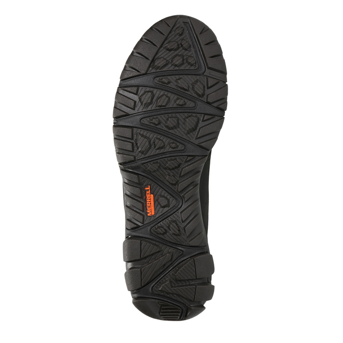 Kožené pánske tenisky merrell, čierna, 806-6846 - 26
