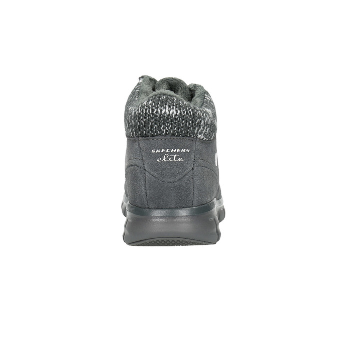 Dámska zimná obuv športová skechers, šedá, 503-2357 - 17