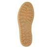 Kožená zimná obuv s kožúškom weinbrenner, hnedá, 596-4633 - 26