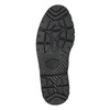 Pánska kožená členková obuv bata, šedá, 896-2653 - 26