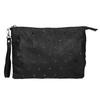 Čierna listová kabelka bata, čierna, 969-6631 - 19