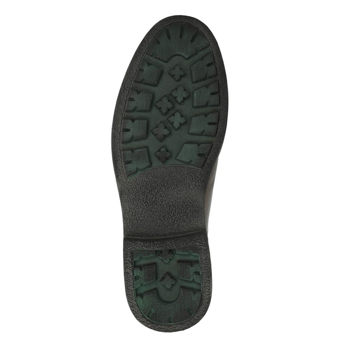 Pánska obuv s výraznou podrážkou bata, hnedá, 894-4651 - 26
