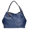 Modrá kožená kabelka bata, modrá, 964-9215 - 26