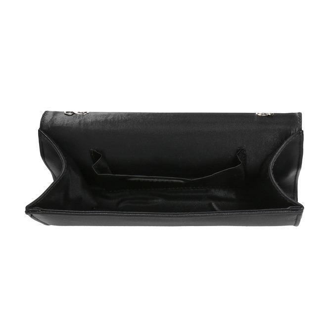 Dámské listová kabelka s asymetrickou klopou bata, červená, 961-5673 - 15