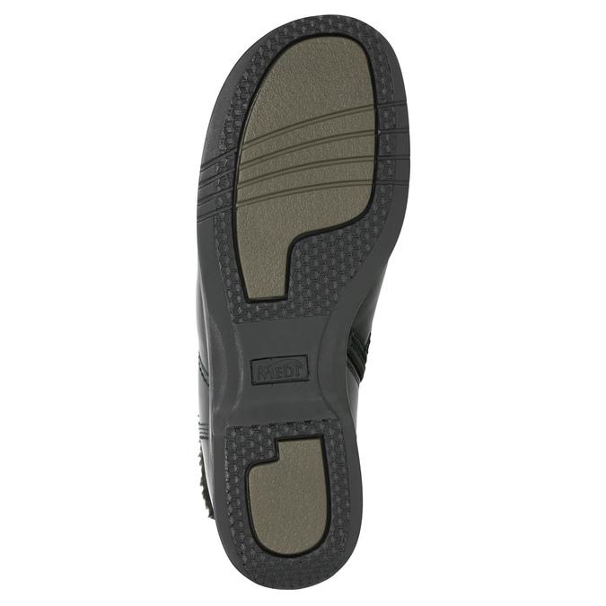 Dámská DIA obuv LINDA (171.7) medi, čierna, 594-6295 - 26