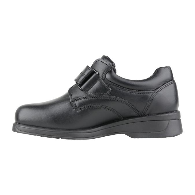 Dámska DIA obuv Denisa (124.5) medi, čierna, 544-6494 - 15
