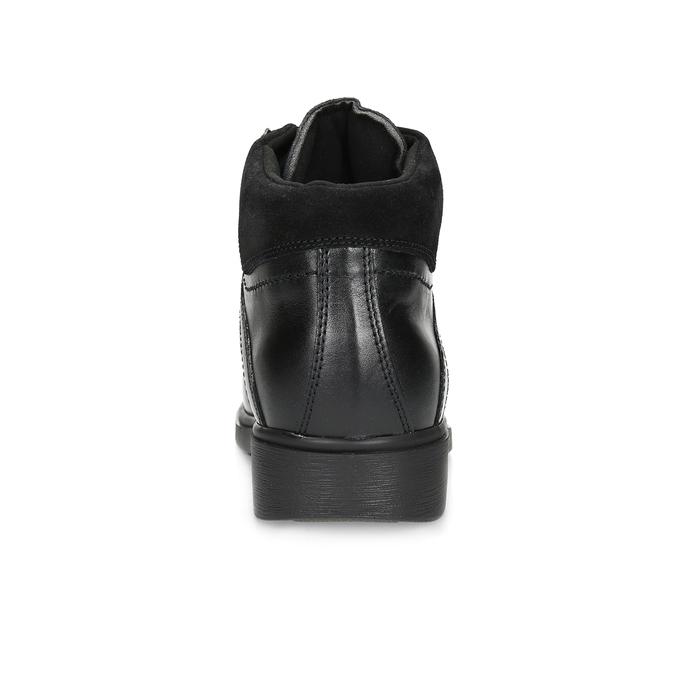 Pánska DIA obuv SAM (147.7) medi, čierna, 894-6230 - 15