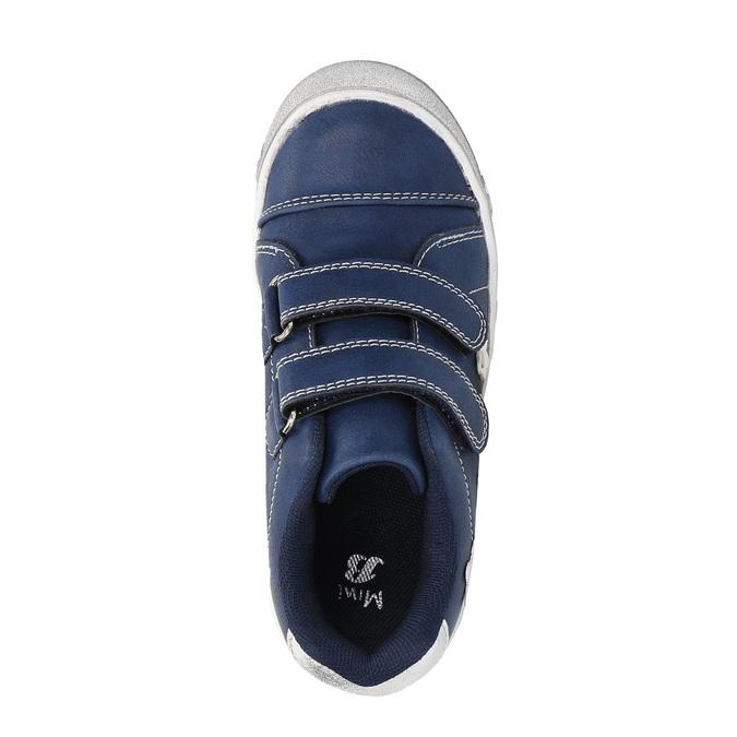 Detské tenisky mini-b, modrá, 221-9602 - 19