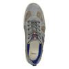 Pánske kožené tenisky bata, šedá, 826-2649 - 19