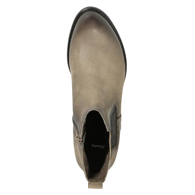 Dámska členková obuv bata, hnedá, 596-2603 - 19