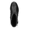 Dámska kožená zimná obuv bata, čierna, 594-6347 - 19