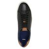 Pánske kožené tenisky bata, čierna, 844-6626 - 19