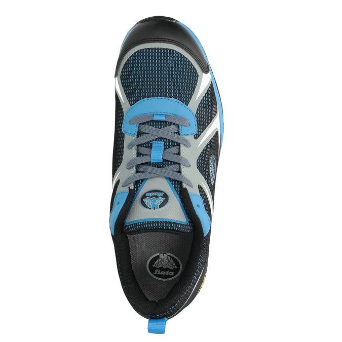 Pracovná obuv BRIGHT 020 S1P SRC bata-industrials, modrá, 849-9629 - 19