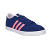 Dámske kožené tenisky adidas, modrá, 503-9201 - 13