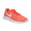 Dámske tenisky v športovom štýle nike, oranžová, 509-5457 - 13