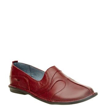 5565100 bata, červená, 556-5100 - 13