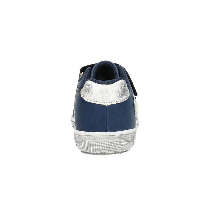 Detské tenisky mini-b, modrá, 221-9602 - 17