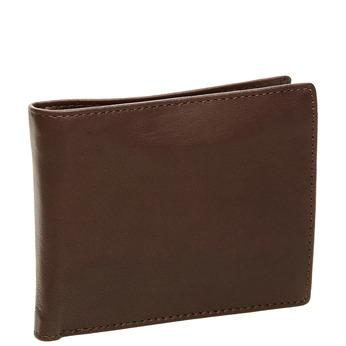 Pánská kožená peňaženka bata, hnedá, 944-4124 - 13