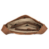 Priestorná kabelka s dlhým uchom bata, hnedá, 961-3600 - 15