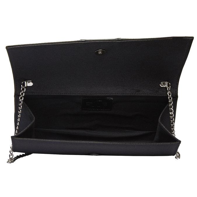 Dámska listová kabelka bata, čierna, 969-6260 - 15