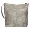 Šedá kabelka s dlhým uchom bata, šedá, 961-2600 - 19