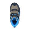 Chlapčenská členková obuv na suchý zips bubblegummer, modrá, 291-2600 - 19