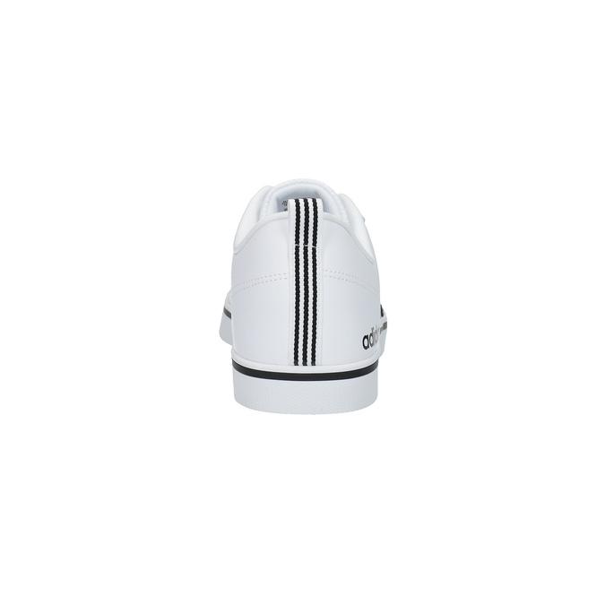 Pánske biele tenisky adidas, biela, 801-1188 - 17