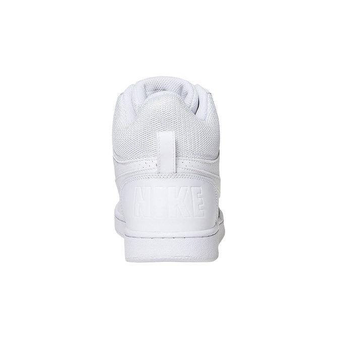 Biele členkové tenisky nike, biela, 801-1332 - 17