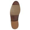 Kožené pánske poltopánky bata, čierna, 826-6643 - 26